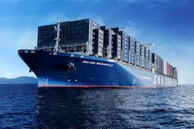 le porte conteneurs bougainville le plus grand navire de la