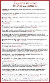 La Carta De Amor De Dios Open Church Foundation