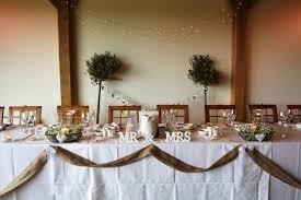 Head Wedding Table Rustic Decorating Ideas Lovely Mr Mrs Burlap