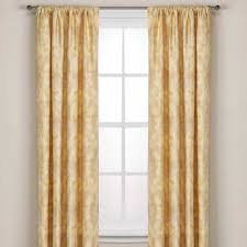 Yellow Bedroom Curtain Kenneth Cole Reaction Home Falling Petals