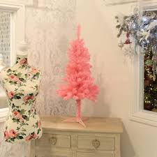 3ft Christmas Tree Uk by Pink Artificial Christmas Tree