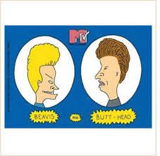 Beavis And Butthead Halloween by Children Of The 90s Beavis And Butthead