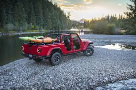 100 Truck Jeep 2020 Gladiator The SolidAxle OpenAir Of Your Dreams