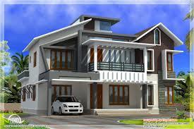 100 Modern Contemporary Home Design Plans Kerala Plougonvercom