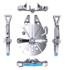 Geek Culture give away A sterling silver Millennium Falcon