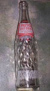 1963 patio diet cola by pepsi