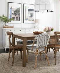 Casual And Elegant Farmhouse Style Dining Room Makeover Get All The Details