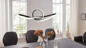 möbel rehmann velbert interliving esszimmer leuchten