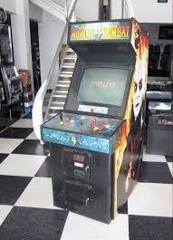 Mortal Kombat Arcade Cabinet Specs by Arcade Games Fun