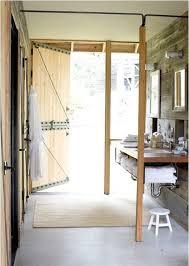 Rustic Barn Bathroom Lights by Best 25 Barn Bathroom Ideas On Pinterest Barn Wood Decor A