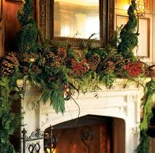 Heres A Collection Of Mantels Decorated In Variety Styles For The Christmas Holiday From Opulent To Simple Classic Rustic And Monochromatic