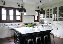 24 Black Kitchen Cabinet Designs Decorating Ideas