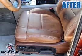100 Ford Truck Replacement Seats 20042008 F150 King Ranch Leather Seat Cover Driver Bottom