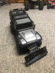 100 Rc Truck Snow Plow Traxxas Trx4 With 4wd Snow Plow The RCSparks Studio