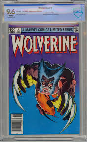 Wolverine 2 Newsstand Edition