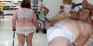 15 Pics People In Diapers