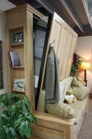 Diy Murphy Bunk Bed by Best 25 Hideaway Bed Ideas On Pinterest Hidden Beds In Wall
