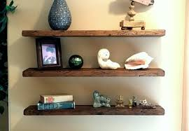 Any Length Floating Shelves Reclaimed Wood Shelf