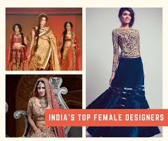 Top Indias Female Designerrs