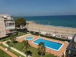 100 Apartments Benicassim BENICASIM WATERFRONT PENTHOUSE APARTMENT ATTIC FRONT OF THE SEA IN FIRST LINE Benicssim