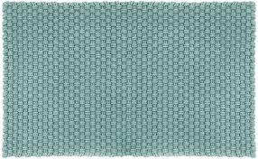 pad outdoor teppich uni opal türkis 72x132 cm badezimmer matte fußmatte läufer