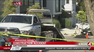 City Worker Killed By Tow Truck In San Francisco - KRON ... San Jose Tow Truck Best 2018 Home Atlas Towing Services Recovery Gilroy Ca 40884290 All Pro Many Iegally Parked Rvs In Get Towed And Never Reclaimed Gallo Evolution En Puerto Escuintla 2013 Youtube Companies Santa B L And 17951 Luedecke Gentry Ar Silicon Valley Co Helps Foster Kids Find Work Nbc Bay Area Garbage Truck Crash In Francisco Fouls Evening Commute Man Killed After Crashing Rented Ferrari On Highway 84 Near Woodside Laws Roadside Assistance Brandon Fl Phone Number Yelp