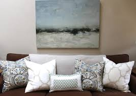 Home Decorating With Brown Couches by Throw Pillows For Brown Couch Fearsome On Home Decorating Ideas