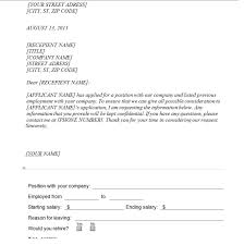 Employment Verification Letter Sample Gsebookbinderco – Cover Letter