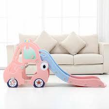 indoor spielplatz rutsche hdpe umweltfreundliche kunststoff kart rutsche für kinder kleinkind faltbare erweiterte puffer rutsche spielzeug für jungen