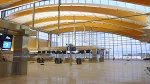 100 Raleigh Architects Engineering Durham International Airport Terminal 2