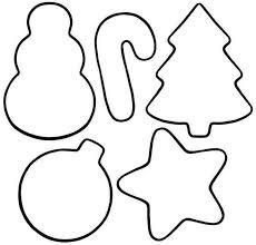 Coolest Preschool Christmas Ornament Coloring Pages