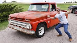 100 1964 Chevy Truck DO YOU WANT THIS TRUCK C10 Stepside YouTube