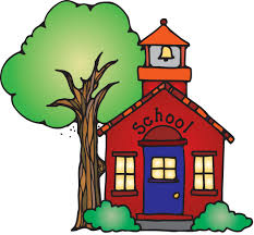 Free Cute House Clipart Image