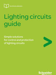 Sodium Vapor Lamp Circuit Diagram by Schneider Lighting Circuits Guide Efficient Energy Use