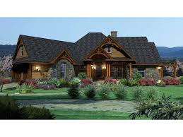 Extraordinary Idea Western Style Ranch Home Plans 5 House At Dream Source