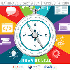si e lib ation celebrate national library week conferences events