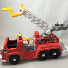 Fisher Price Little People Noise Making Fire Truck *all Sales Final ... 2017 Mattel Fisher Little People Helping Others Fire Truck Ebay Best Price Price Only 999 Builders Station Block Lift N Lower From Fisherprice Youtube Vintage With 2 Firemen Vintage Fisher With Fireman And Animal Rescue Playset Walmartcom Fun Sounds Ambulance Fisherprice 104000 En Price Little People Fire Truck In Rutherglen Glasgow Gumtree Buy Sit Me School Bus Online At Toy Universe Ball Pit Ardiafm
