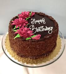 Image result for happy birthday cake image flowers