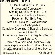 airport animal hospital airport animal hospital bay on 203 airport rd canpages
