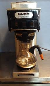 BUNN POUR OMATIC COMMERCIAL 10 CUP COFFEE MAKER