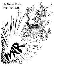 11 Interesting World War II Era Cartoons By Dr Seuss