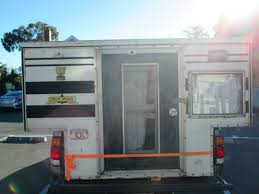 80s Used Four Wheel Camper Fleet Pop Up Camper SOLD - Gear Exchange ...