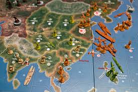 Axis And Allies Anniversary Edition China