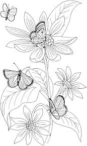 Printable Adult Fairy Coloring Pages