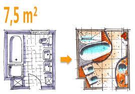 badplanung beispiel 7 5 qm badoase auf kleinem raum