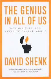 When Write Is Wrong October by The Genius In All Of Us New Insights Into Genetics Talent And