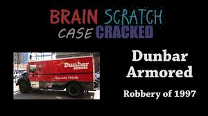 Case Cracked: The Dunbar Armored Robbery Of 1997 - YouTube Thieves Steal Money Gun From Armored Truck In Nw Indiana Man Questioned Atmpted Robbery Of Dunbar Armored Truck Mike Flickr Dale Munroe On Twitter Watched This Brinks Delay Driver Idevalistco Gmc Bank Ertl Stock No F948 132 Scale Lots Heavy Hard Plasticwrapped Bundles Loaded Our Swa Education Security Solutions 1952 Ford Bank Armored Truck 34ton61512 Dunbarmored Hashtag Car Transport Company Could Find Itself A Proxy Fight