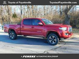 100 Toyota Tacoma Used Trucks 2017 TRD Sport Double Cab 6 Bed V6 4x4 Automatic At Fayetteville Autopark AR IID 19697985