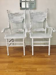 Shabby Chic Antique White Dining Chairs How To Transform A Vintage Ding Table With Paint Bluesky Pating My Antique Six Edwardian French Painted Chairs 364060 19th Century Country Set Of 6 Balloon Back Good 1940s Faux Bamboo Eight 1920s Pair Regency 2 Side White Chippy Chair Early 20th Louis Xvi Chairsset 8 Abc Carpet Home Style Fniture And European Buy Cheap Punched Wood Handpainted