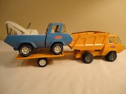 100 Steel Tonka Trucks Metal Toy Collectibles Old Dump Truck For Sale